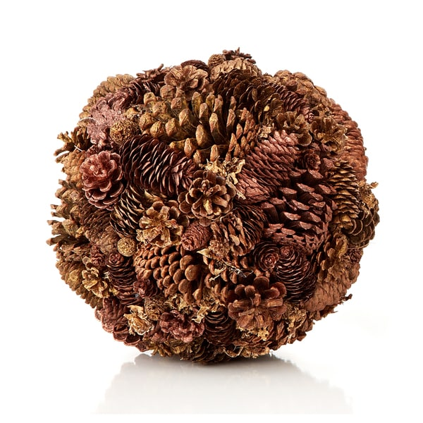 Mixed Pinecone Orb