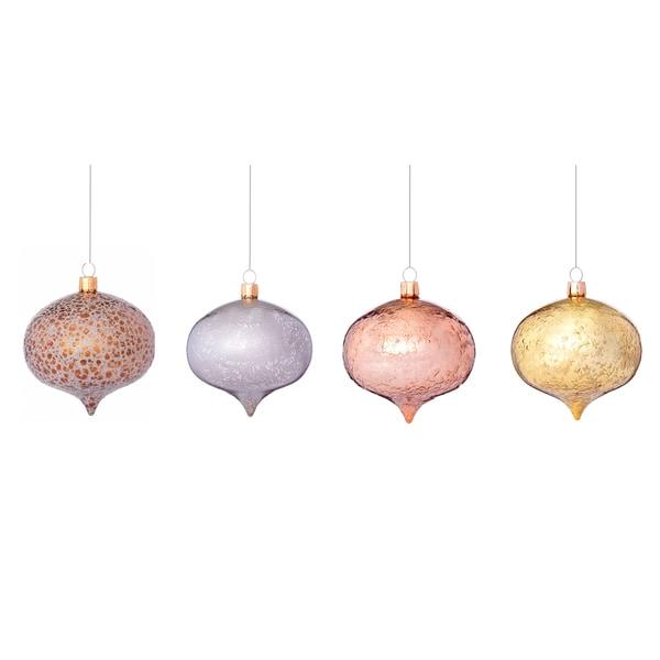 Shatterproof Onion Ornament