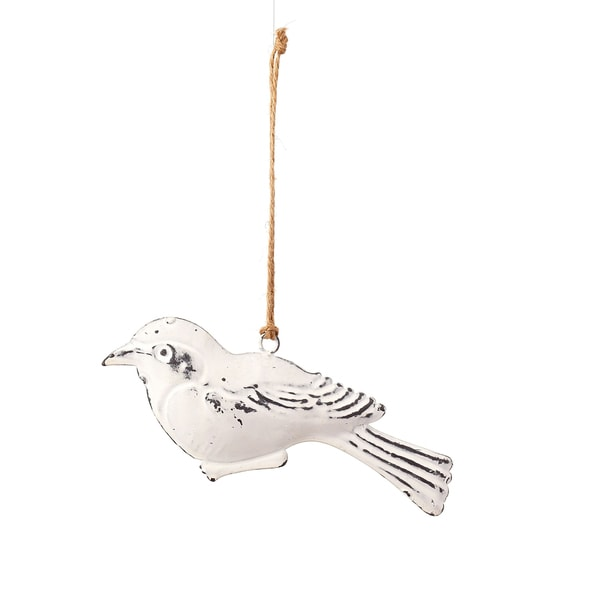 Tin Bird Hanging
