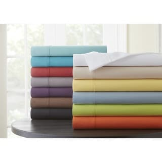 The Ultimate Soft Wrinkle Resistant 4-piece Sheet Set