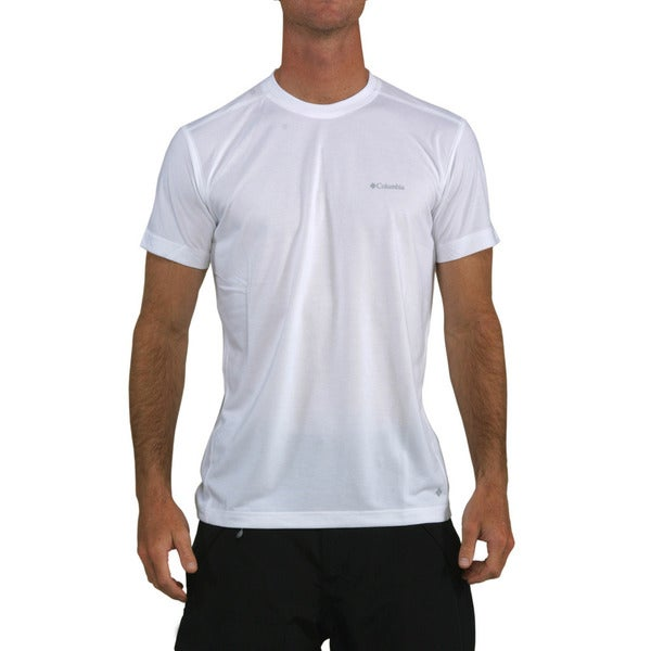 Columbia Men's White Mountain Tech II T-shirt
