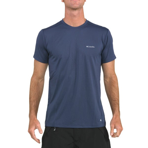Columbia Men's Blue Mountain Tech II T-shirt