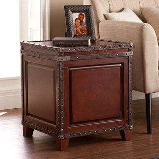 Upton Home Ailsa Trunk Side/ End Table