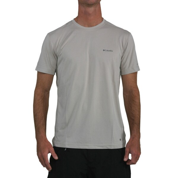 Columbia Men's Beige Mountain Tech II T-shirt