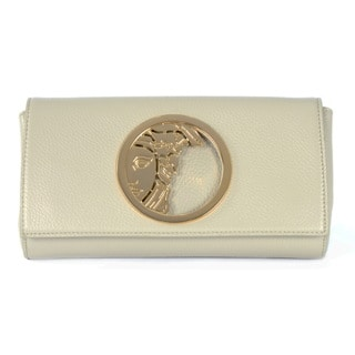 Versace Collection Vitello Stampa Shoulder Bag