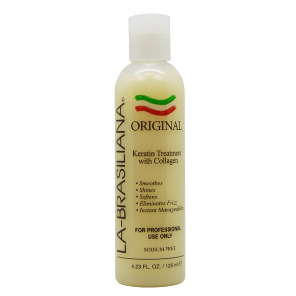 La-Brasiliana 4.23-ounce Original Keratin Treatment