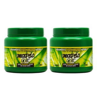 BOE Crece Pelo Tratamiento Fitotherapetico 36-ounce Natural (Pack of 2)