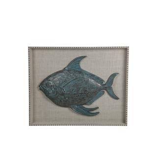 Privilege Resin Wall Fish