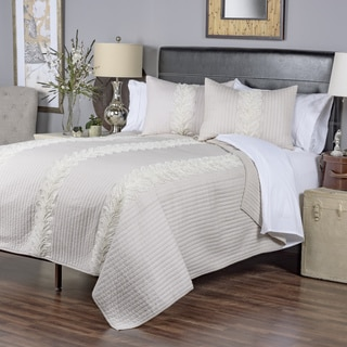 Palmier Collection 3-piece Quilt Set by Arden Loft