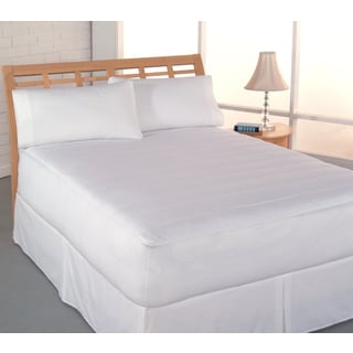 Rest Remedy Clean and Fresh 400 Thread Count Total Protection Mattress Pad