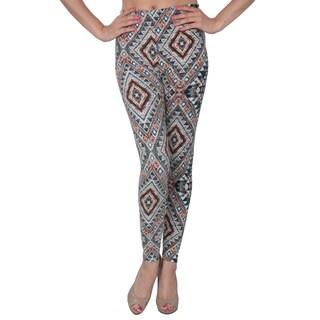 Women's Desert Aztec Printed Legging