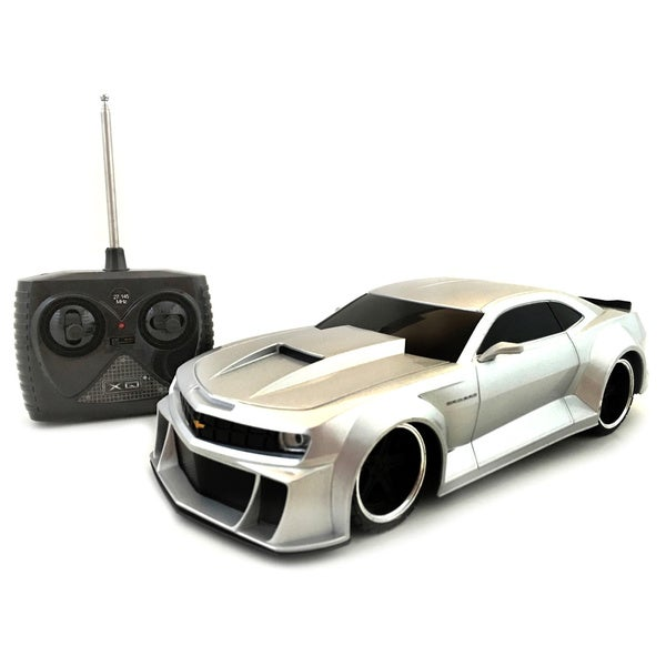 Tri-band Remote Control Extreme Machines 2014 Chevy Camaro