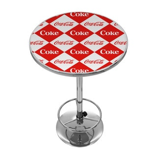 Coca Cola Pub Table