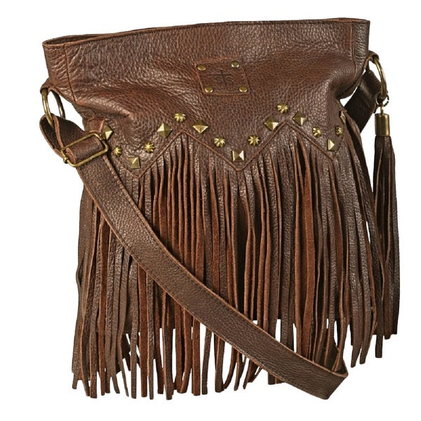 STS 30767 Boho Concealed Carry Crossbody Bag