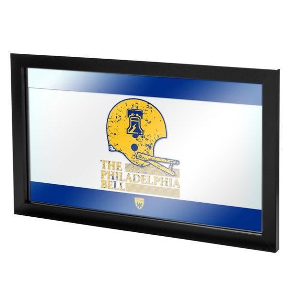 VAF Philadelphia Bell Framed Logo Mirror