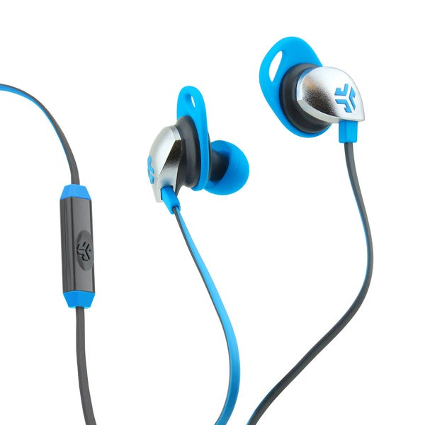 Jlab EPIC Bluetooth Earbuds - Blue Gray