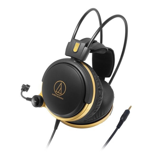 Audio-Technica ATH-AG1 High-Fidelity Gaming Headset