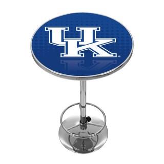 University of Kentucky Chrome Pub Table - Reflection