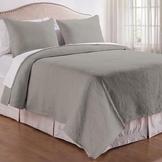3 or 2-piece Sandstone Color Quilt Set