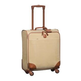 Brics Life 21-inch Carry On Spinner Upright Suitcase