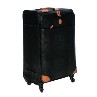 Bric's My Safari Black 30-inch Spinner Suitcase