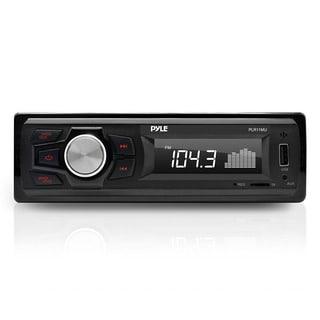 Pyle PLR11MU In-dash Radio/ MP3/ USB/ Micro SD/ AUX Single DIN Headunit Stereo Receiver