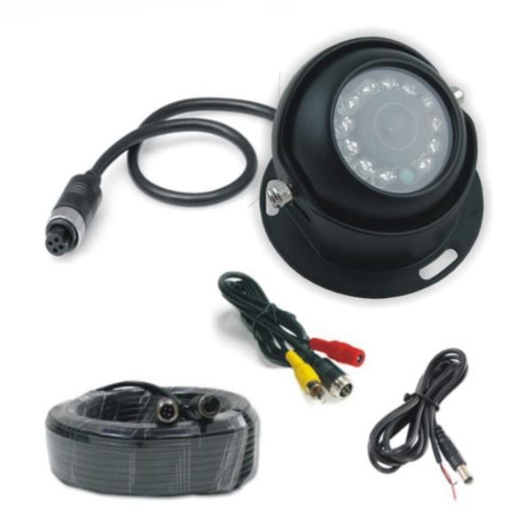 Pyle PLCMRV8B Waterproof Backup Parking/ Reverse Camera with Night Vision
