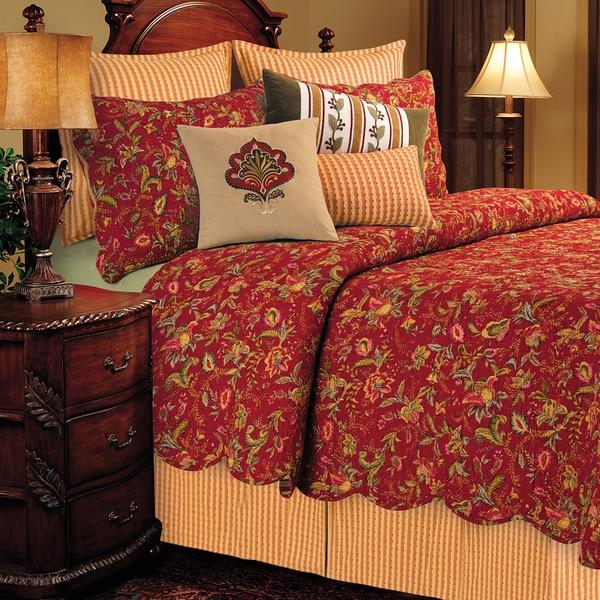 Caspienne Cotton Reversible Quilt