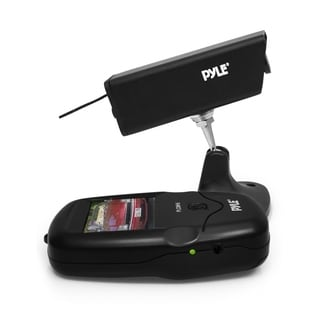 Pyle PLCMH5 Waterproof Night Vision Wireless HD Rearview Backup Trailer/ Hitch Camera