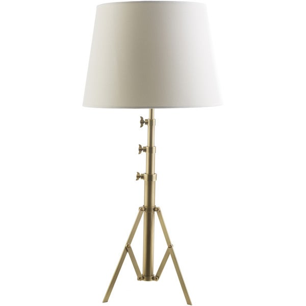 Specialty Early Table Lamp with Antique Brass Finish Iron Base