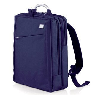Lexon - Airline Double Backpack Blue