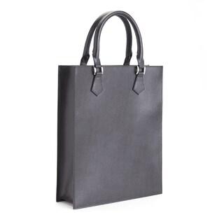 Royce Leather RFID Blocking Executive 13-inch Laptop Tote Bag
