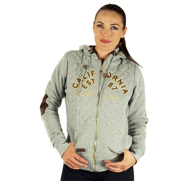 Women's Heather Grey California Jacket