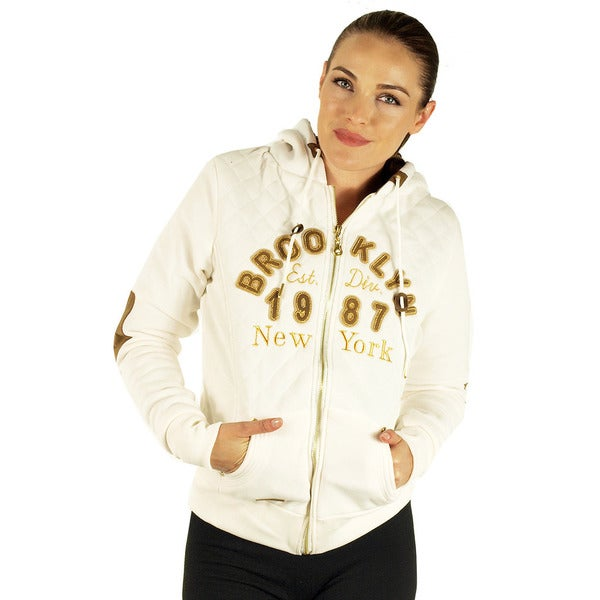 Women's 'Brooklyn' Cream Jacket