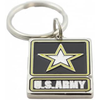 United States New Army Logo Key Ring