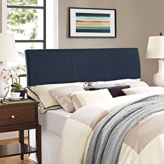 Modway Isabella Queen Headboard in Navy