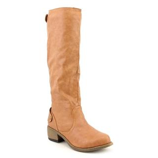 Rampage Women's 'Sarabeth' Faux Leather Boots