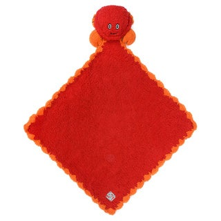 Kashwere Kreature Red Crab Baby Blanket