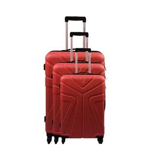 Jean Louis Scherrer Francfort 3-piece Hardside Spinner Luggage Set