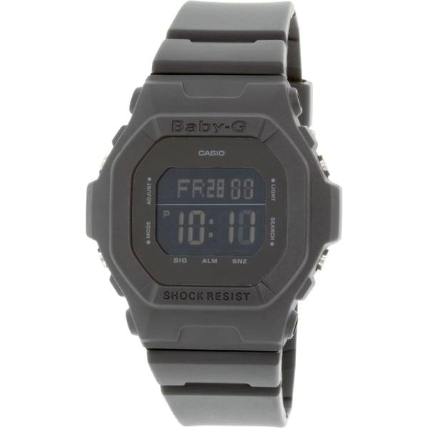 Casio Women's Baby-G BG5606-1 Digital Resin Quartz Watch