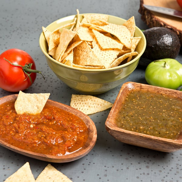 South Central Farmers 'Tomatillo Tango' Salsa Sampler (Set of 3)