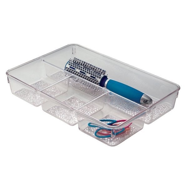 InterDesign 4-Section Organizer Tray