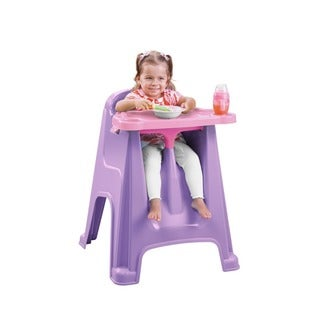Rimax Children's Purple High Chair