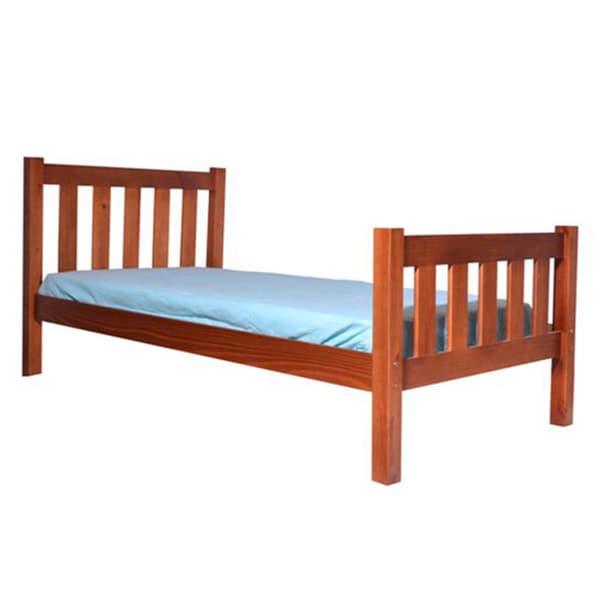 Como Twin Platform Bed