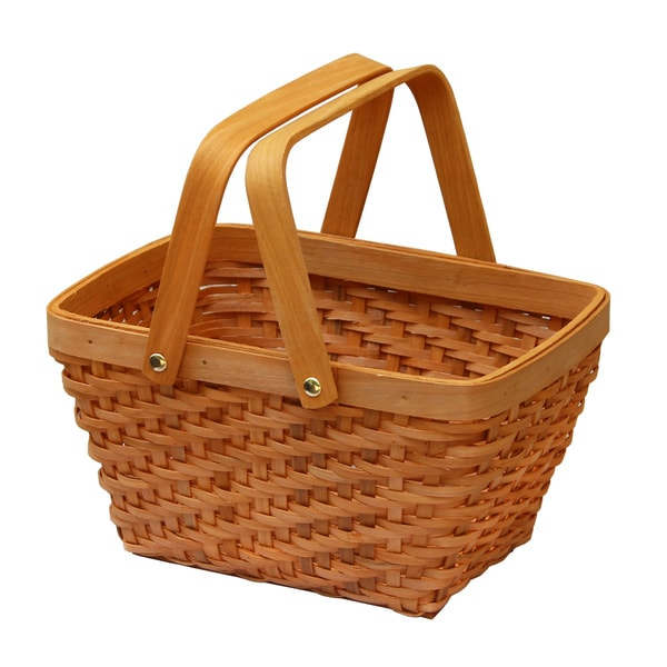 Quickway Rectangular Chip Picnic Basket