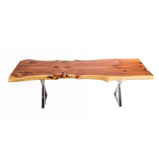 Reclaimed Wood Contemporary Dining Table
