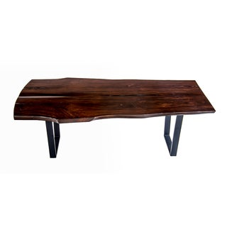 Wood Fusion Live Edge Dining Table