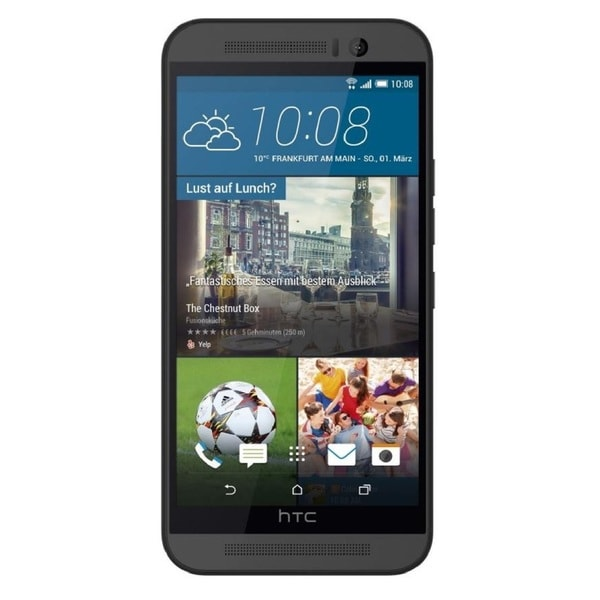 HTC One M9 32GB Unlocked GSM 4G LTE Octa-Core 20MP Camera Cell Phone