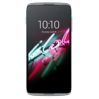 """Alcatel OneTouch Idol 3 5.5"""" 16GB Unlocked GSM 4G LTE Android Cell Phone - Gray"""