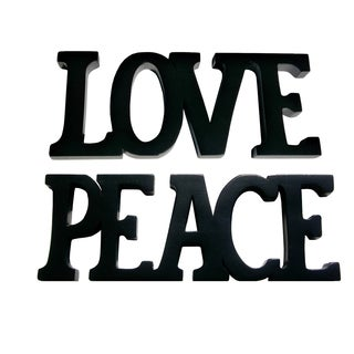 D-Art Love and Peace Letters (Indonesia)